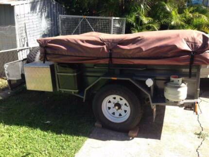 camper trailer hire available