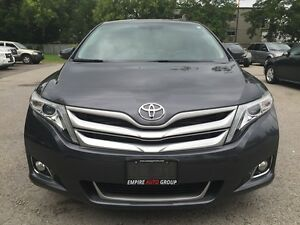 2013 TOYOTA VENZA AWD * LEATHER * SUNROOF * REAR CAM * NAV * BLU London Ontario image 9