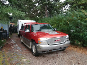 2001 GMC Sierra - Decent condition