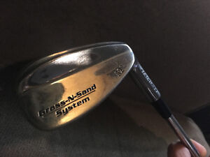 MacGregor 52* Gap Wedge