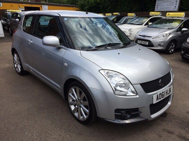 Suzuki Swift 1.6 SPORT (silver) 2011