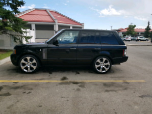 2010 Range Rover SC - Only 86 kms - Mint