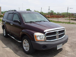 2005 Dodge Durango CLOTH Other