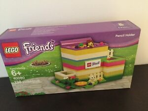 Lego Friends Pencil Holder - 40080