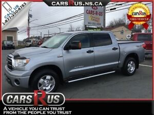 2010 Toyota Tundra TRD 4x4..includes 1 year powertrain warranty!