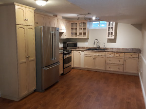 Newly Renovated 2 bedroom Legal Basement Apartment
