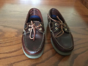 Women's Timberland boat shoes