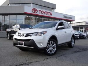 Toyota RAV4 Limited Technology Package 2015