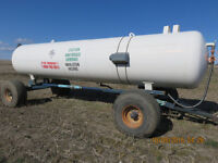 NH3 Anhydrous Tank