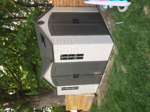 Gazebo shed and appliances installation