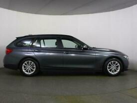 2017 BMW 3 Series 320d EfficientDynamics Plus 5dr Step Auto Touring ESTATE Diese