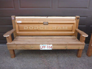Tail Gate Benches