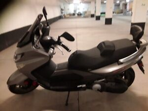 2009 kymco scooter and trike kit for sale,