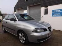 Seat Ibiza 1.2 12v 2004 SX 60000 MILES PART HISTORY