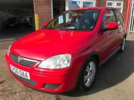 2006 Vauxhall Corsa 1.3 CDTi Active TURBO DIESEL 3dr 3 door Hatchback