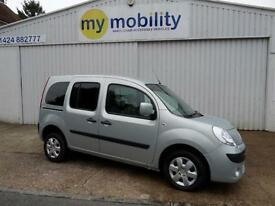 Renault Kangoo Expression Automatic Wheelchair Disabled Adapted WAV Car