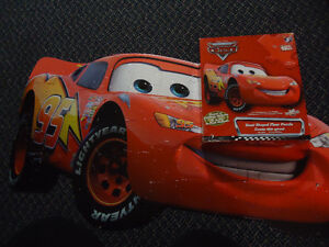 Official CARS the Movie LIGHTNING MCQUEEN Floor Puzzle Kingston Kingston Area image 3