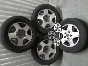 15 inch used tires and rims