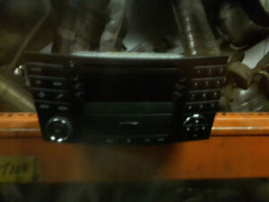 Used Mercedes 2003 E320 radio part number A2118271242 available.