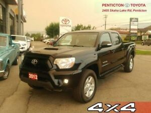 2012 Toyota Tacoma TRD Sport Package  -  Sport Seats