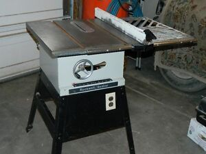 Rockwell/Beaver Table Saw (9 inch)