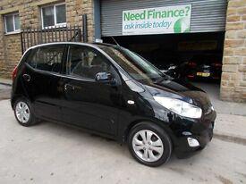 Hyundai I10 1.2 ACTIVE (black) 2012