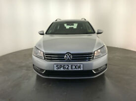 2012 62 VOLKSWAGEN PASSAT S BLUEMOTION TECH TDI DIESEL SERVICE HISTORY FINANCE