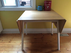 Bamboo Kitchen Table