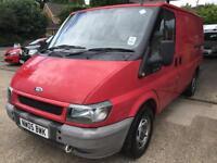 Ford Transit SWB 2005 *NO VAT*