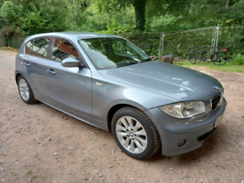 BMW 120D SE AUTOMATIC 5 DOOR 2X KEYS