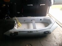 Fiberglass Hard Bottom Dinghy