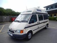 Autosleeper Duetto 1996 4 Berth End Kitchen Centre Dinette Motorhome For Sale