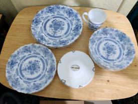 20 piece dinner set (set1) ceramic