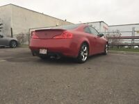 2006 Infiniti G35 Coupe Rev Up 6MT For Sale or Trade