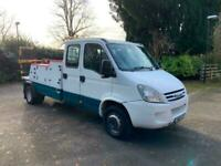 2008 (08) IVECO DAILY 65C18 3.0 HPI CREW CAB SPEC LIFT RECOVERY TRUCK