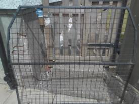 Berlingo Bulkhead Cage