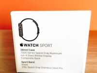 Apple Watch Sport BRAND NEW IN FACTORY SEALED BOX
