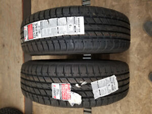 *NEW* 215/65R17 Uniroyal Tiger Paw Touring - 2 Tires