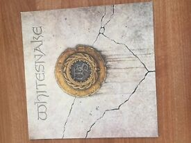 Whitesnake Vinyl Record