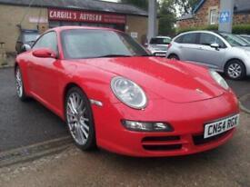 PORSCHE 911 CARRERA 2 S 2005 Petrol Manual in Red