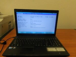ACER ASPIRE CORE i5 LAPTOP