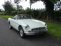 MG/ MGB ROADSTER