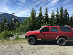 1993 Toyota 4Runner 5R5 Other