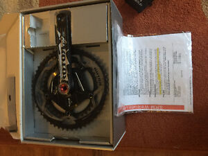 SRM Rotor 3D+ BB30, 53/39, 175mm,110 bcd with PC7