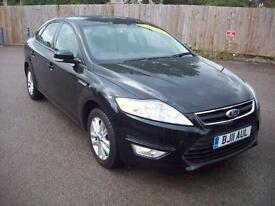Ford Mondeo ZETEC TDCI FULL SERVICE HISTORY