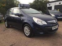 2012 Vauxhall Corsa 1.0i ecoFLEX *25k MILES* Full Service History 2 Keys