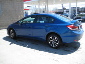2015 Honda Civic EX Sedan