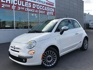 Fiat 500 2dr HB lounge MAGS+TOIT+WOW! 2013