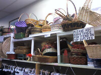 BASKETS!!!in HEARTBEAT Thrift Store/BayView Mall