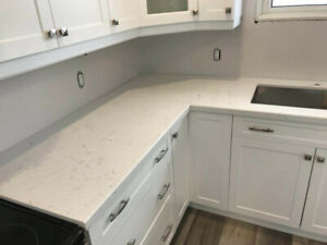 Quartz Counter Top On Sale!  Start from $30/sf installed!!!